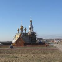 Идет реставрация храма