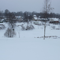 деревня Тьтького