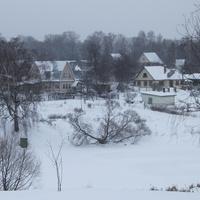 деревня тютького