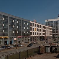 Улица Кантемировская, 2