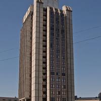 Улица Кантемировская, дом 12
