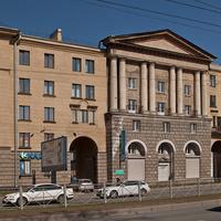 Улица Кантемировская, 22