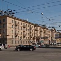 Улица Кантемировская