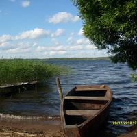 озеро Зван