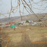Деревня Русское Маматкозино