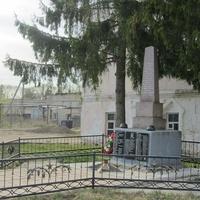 деревня Сырково, памятник защитникам