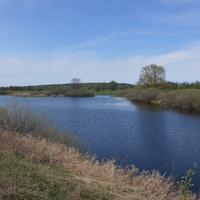 Озеро Зёвель.