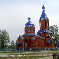Церква в с. Озеро. 27.04.2014 р.