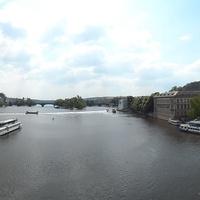 Река Влтава