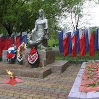 Ближнее. Мемориал погибшим в годы Великой Отечественной войны.