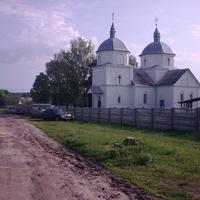 Церква у Старому Білоусі