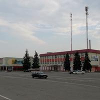 Здание Белтелекома