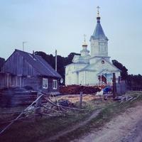 Тундрино, Сургутский район, церковь святого Пантелеимона