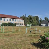 Бикбардинская школа и Дом культуры