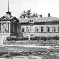 Школа до 70-х годов 19-го столетия