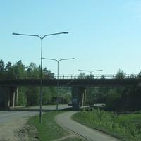 поселок Советский.Заводская улица