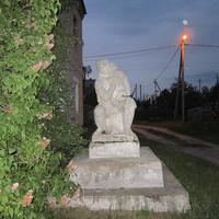 Памятник в районе МСО