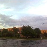 Майский вечер(ул.Богуна)