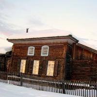 Щекурья. Старинный православный храм. Саранпаульское сельское поселение.