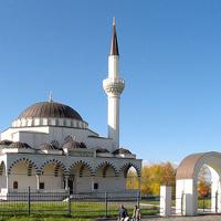 Верхняя Пышма. 2004 г. Мечеть им. Имама Исмаила Аль-Бухари