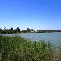 Ильинское озеро.