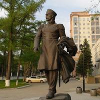 Памятник капитану Невельскому