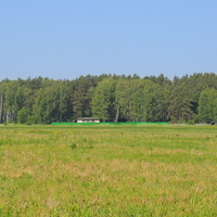 Щербинино, пионерский лагерь Полет