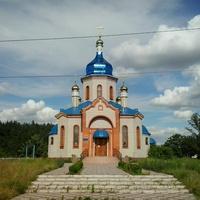 Свято-Успенська церква с. Капітанівка, с. Мила