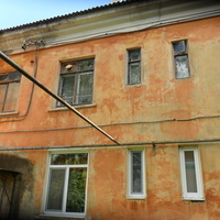 Вид дома по улице Спортивная номер 4. В Сухом Логу.