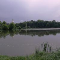 м. Городок. Парк ХVІІІ ст. (загальний вигляд)