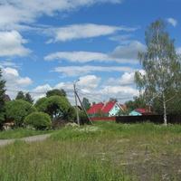 улица Рябчикова, Красное Село, частный сектор
