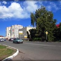 Зеленодольск.ул.Ленина.