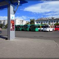 Зеленодольск.Автовокзал.