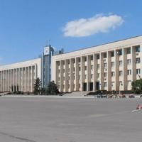 Здания городского и районного горсоветов
