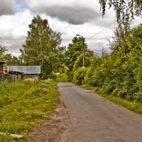 Улица Широкая