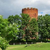 Каменецкая башня (Белая Вежа) XIII в.