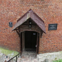 Вход в Каменецкую башню