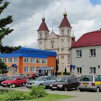 Церковь Воскресения Христова (бывший Благовещенский костёл)