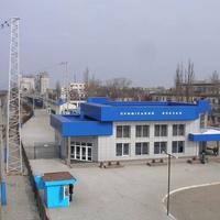 Пригородный ж.д вокзал Джанкоя