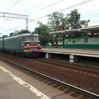 Станция Виноградово.