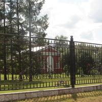Отрадное , сохранившиеся постройки усадьбы Пелла