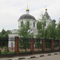 Церковь в Капотне, 2014 г.