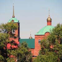 Первоуральск. 2014 г. Церковь Петра и Павла
