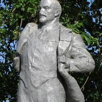 Вот такой Ленин с грузинским носом