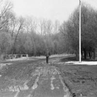 Дорога в доль реки Дубравенка