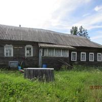 почти столетний дом