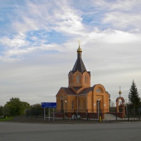 Храм во имя святителя Николая Чудотворца в селе Грузское