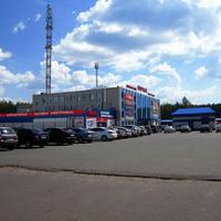 Зеленодольск, район - Мирный.(автовокзал)