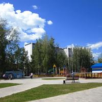 Зеленодольск, район - Мирный.