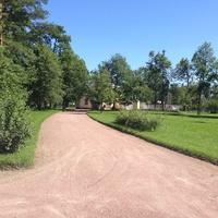 Дорога к караульному дому
